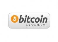 Wir akzeptieren BitCoin Zahlungen